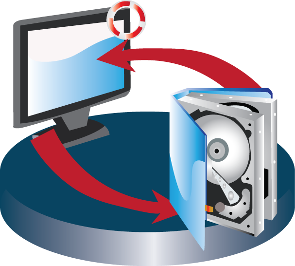 Recover Deleted Data from Hard Disk